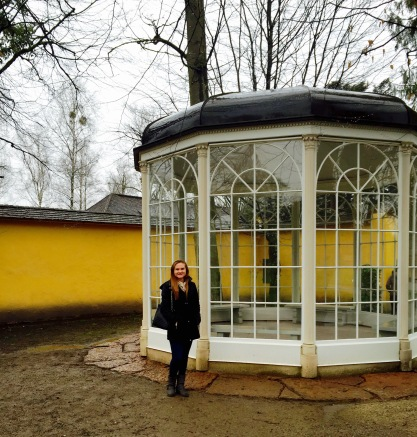 The famous Sound of Music gazebo where Liesl and Rolfe sang