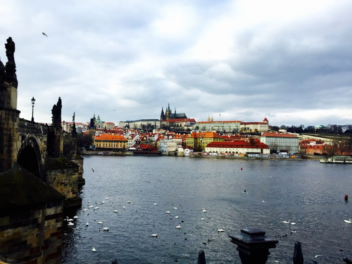 A Love Letter to Prague on Our One-Year Anniversary ofMeeting