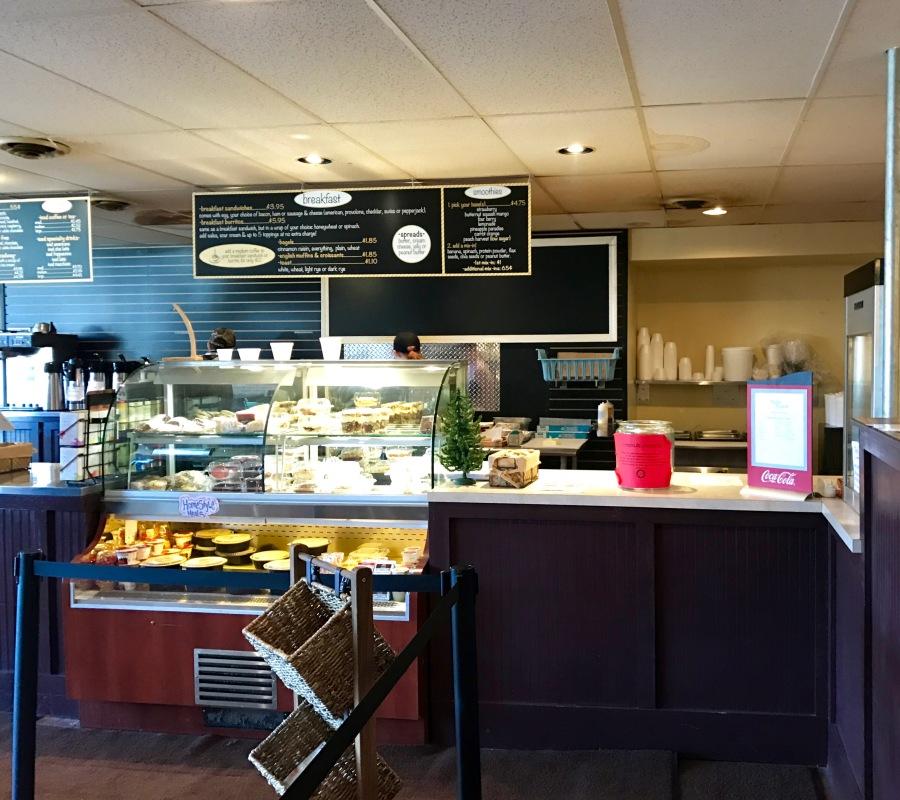 Syracuse cafe Broadway