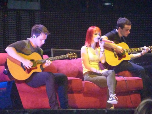 the only exception paramore