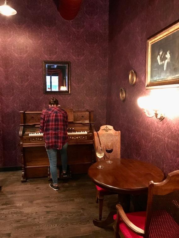 organ  playing