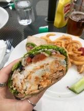 fish burrito Nantucket