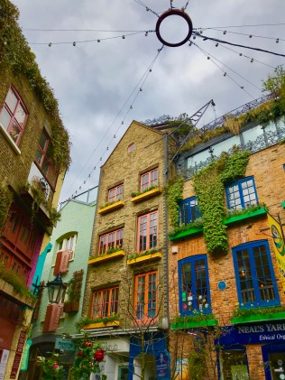 View of Neal's Yard.