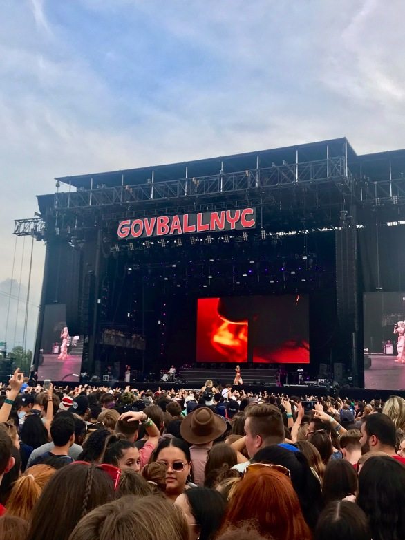 Halsey Governor's Ball 2018